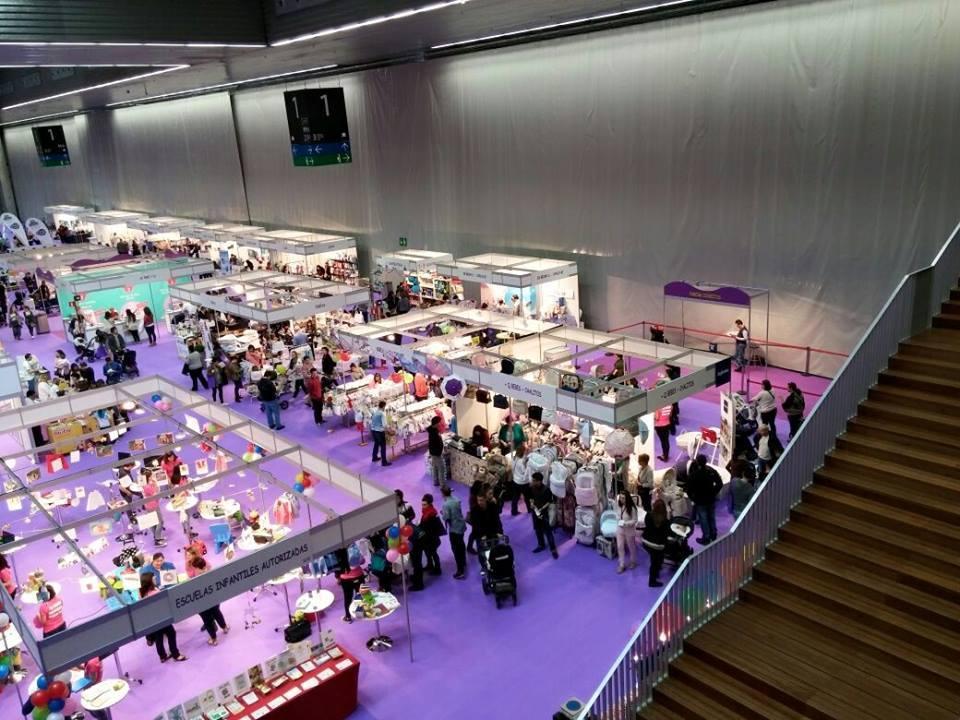 Fotografía de la organización. Expobaby Bilbao 2015.