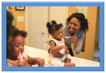higiene oral bebes