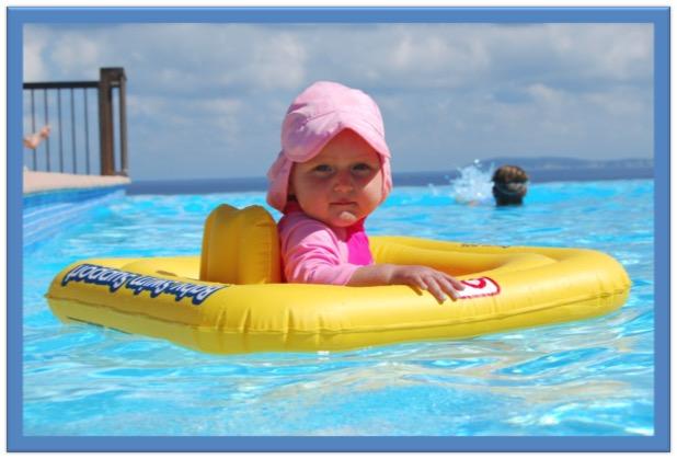 proteccion solar bebe