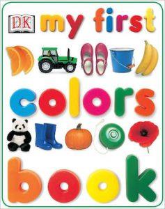 colores, dk publishing, libros