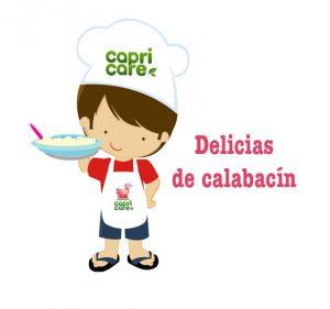 capricare, delicias de calabacín, recetas