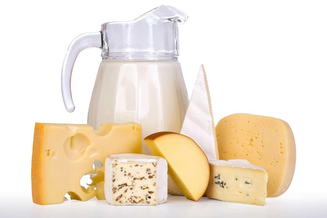 lácteos, sanos ,bebé