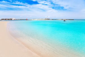 Formentera, islas Baleares, playa, destinos