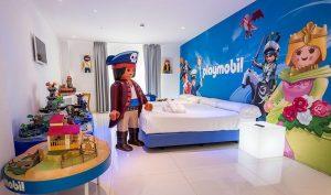 Hotel del Juguete, Alicante, Comunidad Valenciana, destinos, Playmobil