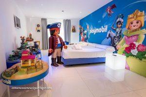 Hotel del Juguete, Alicante, Comunidad Valenciana, Playmobil, destinos