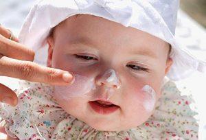 protección solar, protector solar, sol, crema, playa, bebé, verano