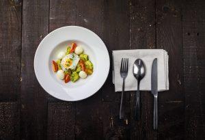 alimentación, otoño, invierno, niño, huevo, pescado, carne, verduras, frutas
