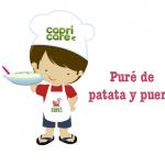 Capricare, receta, leche de fórmula, leche de continuación, lactancia, puré, alimentación, bebé