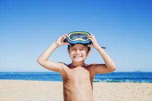 enseñar, nadar, hijos, consejos, natación