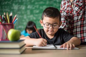 trucos, escritura, niños, colegio, padres