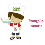 recetas, Capricare, frangollo, canario